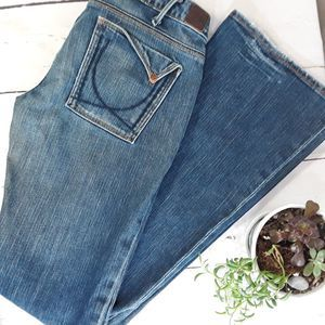 U By Yanuck  Flared Jeans  Size 27